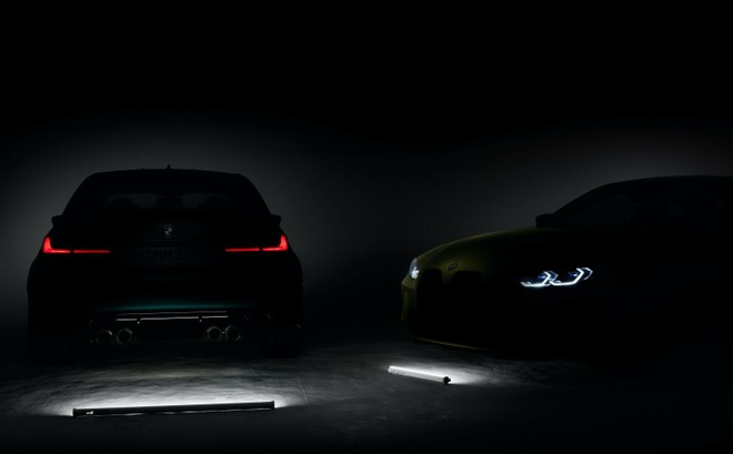 BMW xac nhan ra mat M3 2021 va M4 2021 anh 1
