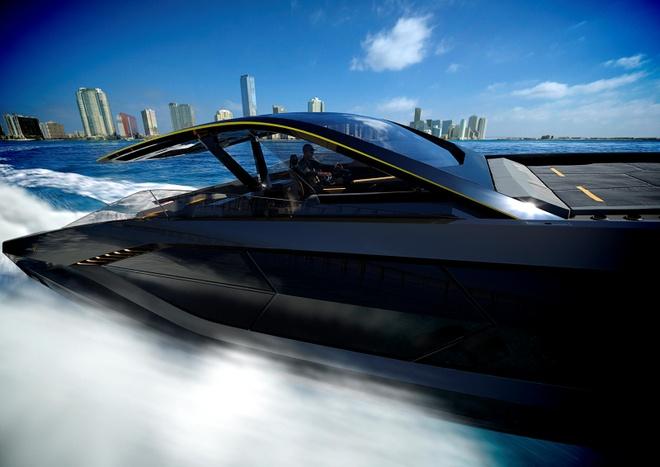 Lamborghini ra mat sieu du thuyen anh 8