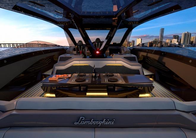 Lamborghini ra mat sieu du thuyen anh 3