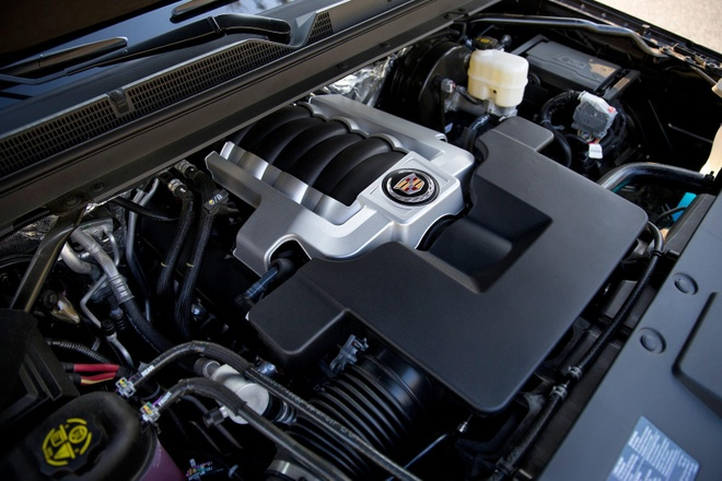 Cadillac Escalade dung noi that BMW 7 Series anh 3