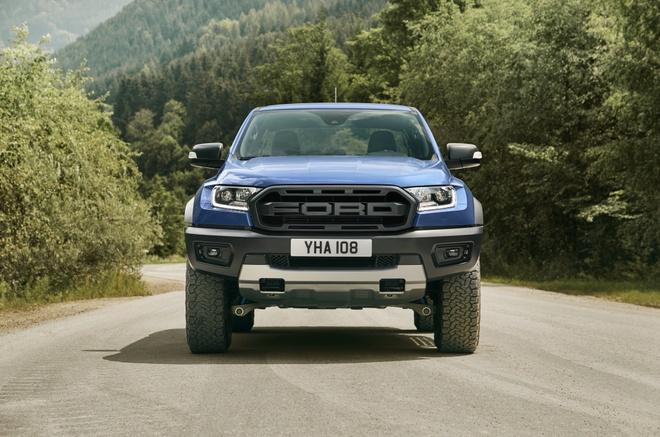 Ford Ranger Raptor 2022 som co mat tai My anh 1