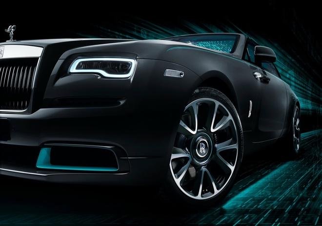 Rolls-Royce ra phien ban mat ma Da Vinci anh 2