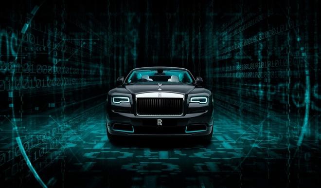Rolls-Royce ra phien ban mat ma Da Vinci anh 1