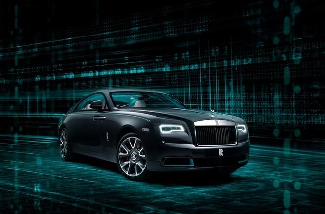 Rolls-Royce ra phien ban mat ma Da Vinci anh 3