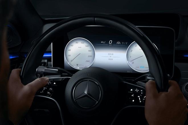 Mercedes lo dien khoang lai hien dai cua S-Class 2021 anh 2