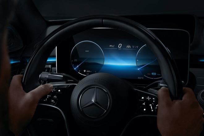 Mercedes lo dien khoang lai hien dai cua S-Class 2021 anh 3