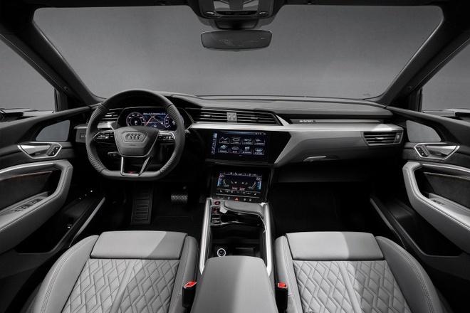 Audi ra phien ban e-tron Black Edition 2021 anh 4