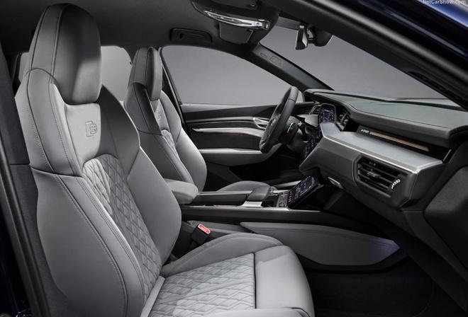 Audi ra phien ban e-tron Black Edition 2021 anh 5