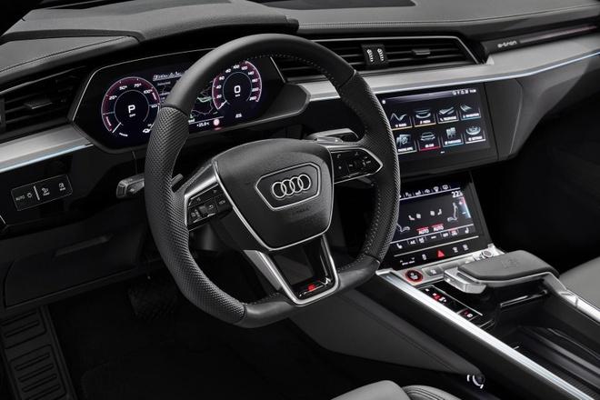 Audi ra phien ban e-tron Black Edition 2021 anh 6