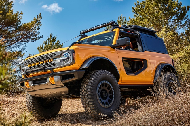 Ford Bronco First Edition 2021 da ban het anh 1
