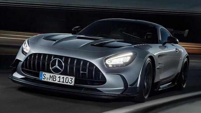 xe hiem Mercedes-AMG va McLaren ban suat mua anh 1