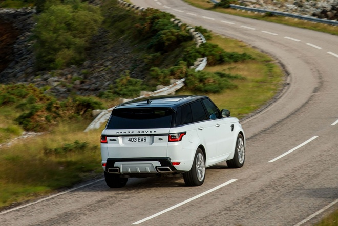 Range Rover Sport 2021 them nhieu nang cap quan trong anh 15