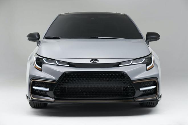 Toyota ra ban gioi han Corolla Apex Edition 2021 anh 1
