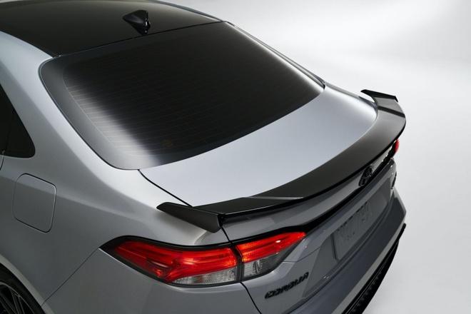 Toyota ra ban gioi han Corolla Apex Edition 2021 anh 9
