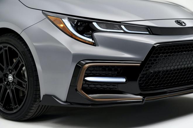 Toyota ra ban gioi han Corolla Apex Edition 2021 anh 8