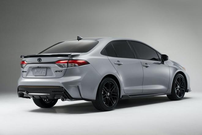 Toyota ra ban gioi han Corolla Apex Edition 2021 anh 2