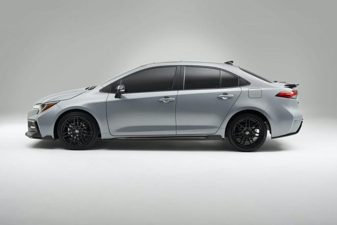 Toyota ra ban gioi han Corolla Apex Edition 2021 anh 3