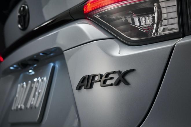 Toyota ra ban gioi han Corolla Apex Edition 2021 anh 6