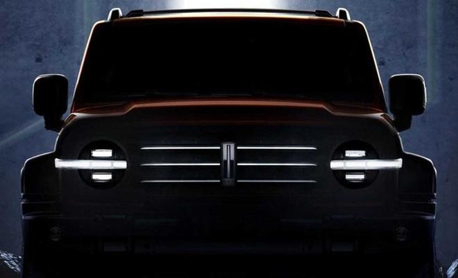 Ford Bronco vua ra mat da bi lam nhai anh 1