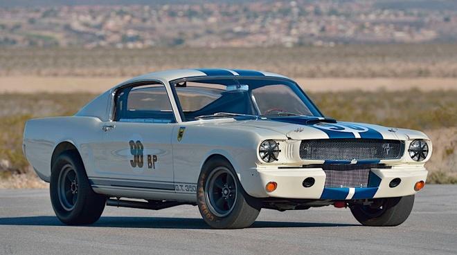 Ford Mustang co ban dau gia 3, 85 trieu USD anh 1