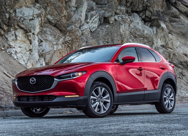 Mazda CX-30 2.5 S 2021 dung dong co cu anh 3