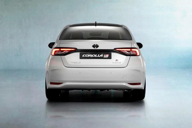 Toyota Corolla Sedan 2020 them goi trang bi the thao anh 10