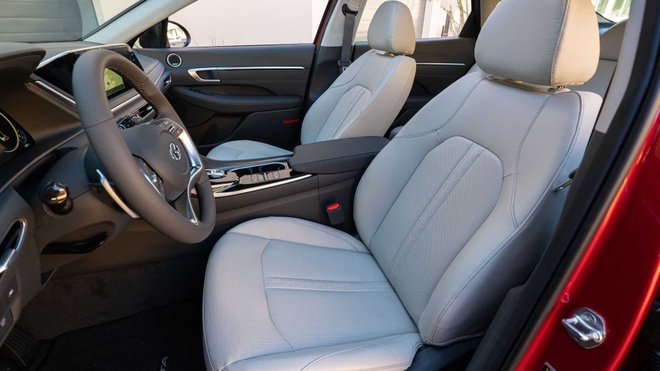 Hyundai Sonata 2021 them nhieu trang bi anh 8