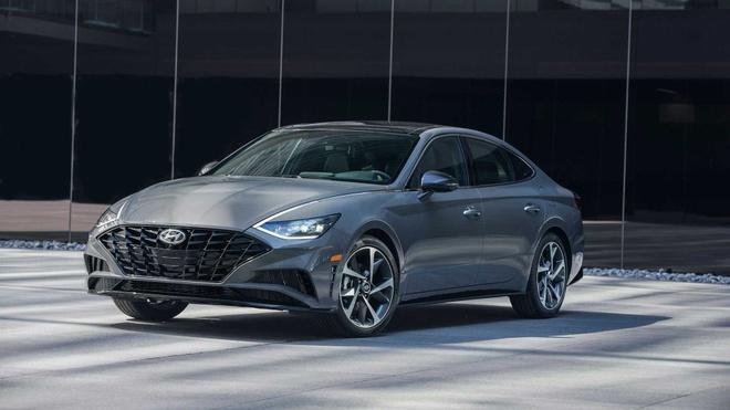 Hyundai Sonata 2021 them nhieu trang bi anh 5