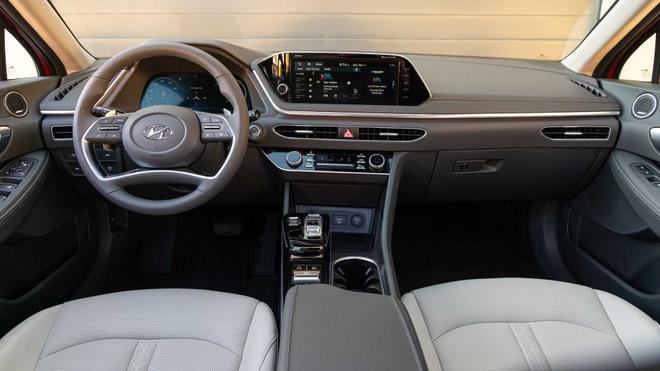 Hyundai Sonata 2021 them nhieu trang bi anh 7