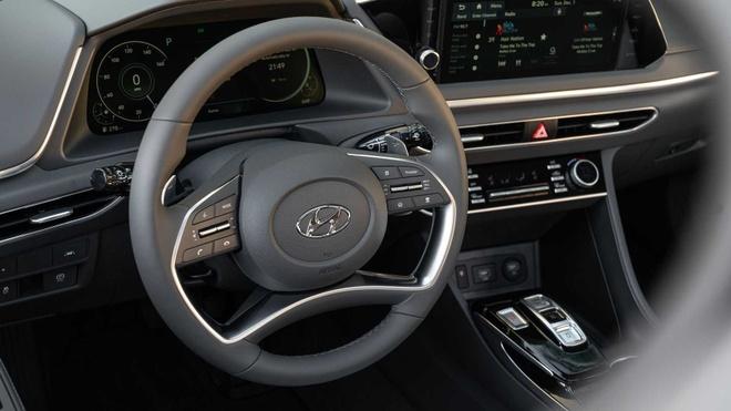 Hyundai Sonata 2021 them nhieu trang bi anh 9