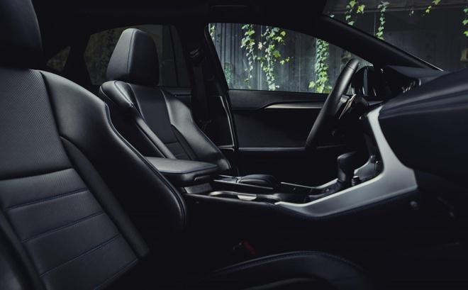 Lexus NX Hybrid 2021 ra phien ban dac biet anh 2