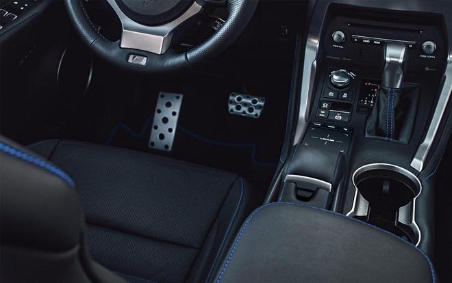 Lexus NX Hybrid 2021 ra phien ban dac biet anh 3