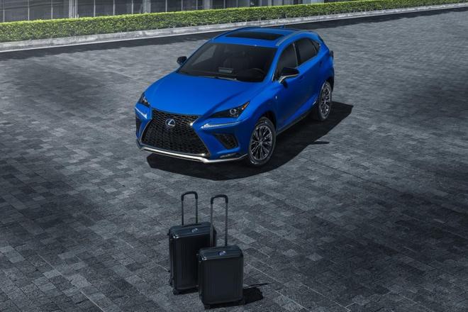 Lexus NX Hybrid 2021 ra phien ban dac biet anh 4