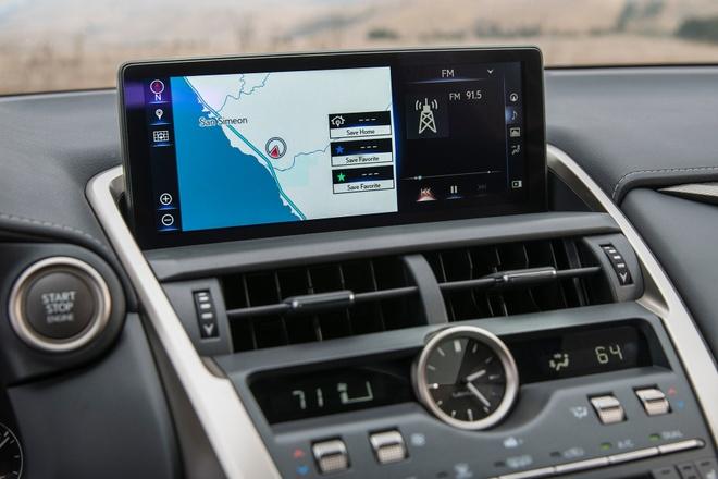 Lexus NX 2021 nang cap nho,  dong co khong doi anh 3