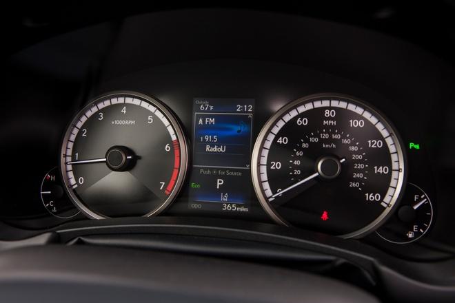 Lexus NX 2021 nang cap nho,  dong co khong doi anh 8