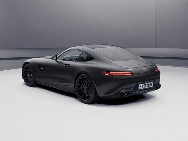 ban nang cap Mercedes-AMG GT 2021 ra mat anh 8