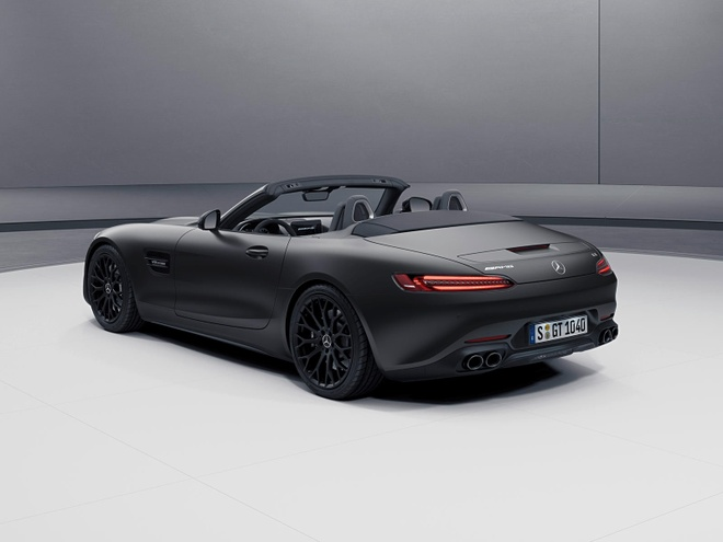 ban nang cap Mercedes-AMG GT 2021 ra mat anh 4