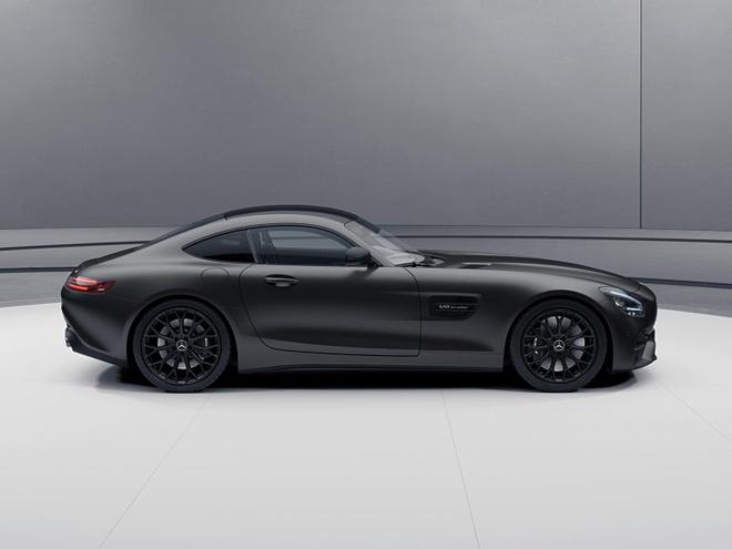 ban nang cap Mercedes-AMG GT 2021 ra mat anh 5