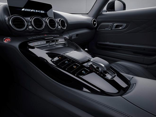 ban nang cap Mercedes-AMG GT 2021 ra mat anh 7