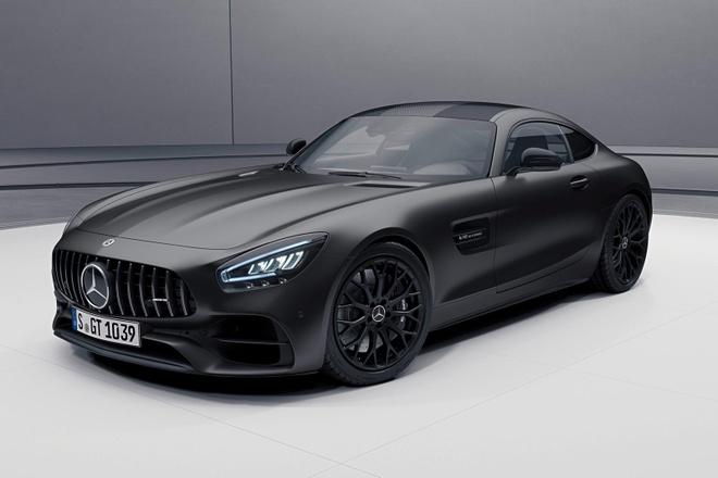 ban nang cap Mercedes-AMG GT 2021 ra mat anh 3