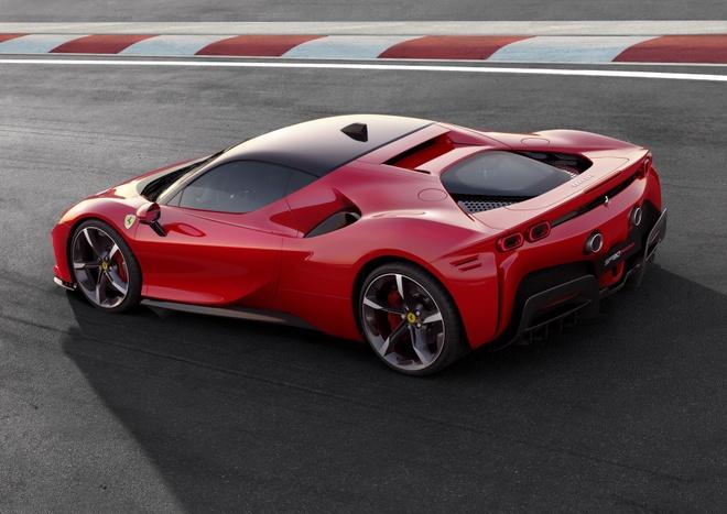 Ferrari tam ngung san xuat SF90 Stradale anh 1
