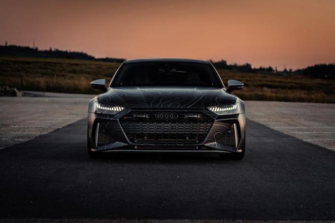 Audi RS7 Sportback ban do manh hon sieu xe anh 1