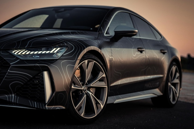 Audi RS7 Sportback ban do manh hon sieu xe anh 4