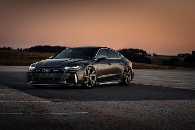 Audi RS7 Sportback ban do manh hon sieu xe anh 6