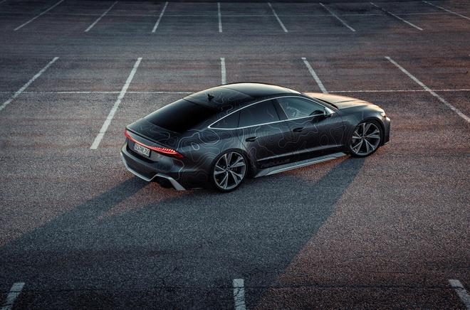Audi RS7 Sportback ban do manh hon sieu xe anh 3