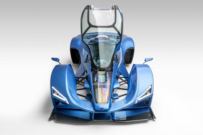 hang xe Phap bat ngo ra mat sieu xe hybrid nhanh nhat the gioi anh 2