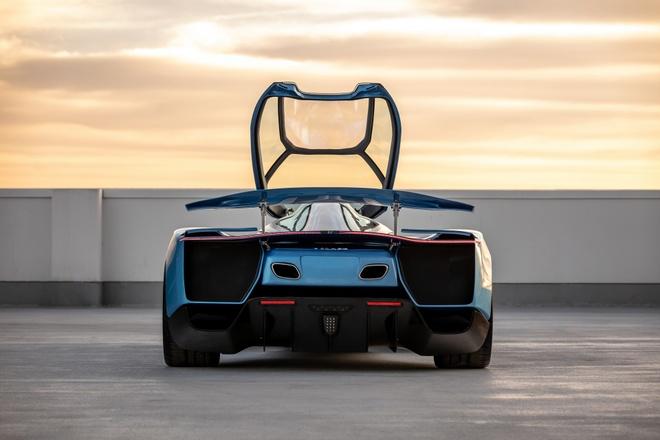 hang xe Phap bat ngo ra mat sieu xe hybrid nhanh nhat the gioi anh 5