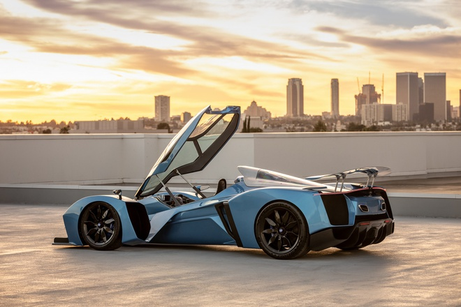 hang xe Phap bat ngo ra mat sieu xe hybrid nhanh nhat the gioi anh 6