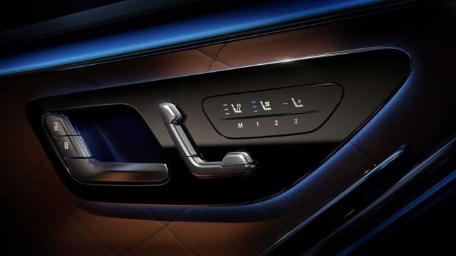 Mercedes S-Class 2021 noi bat nho den noi that moi anh 4