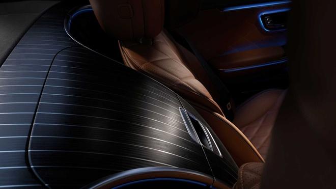 Mercedes S-Class 2021 noi bat nho den noi that moi anh 7